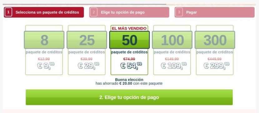 precios citasfurtivas.com