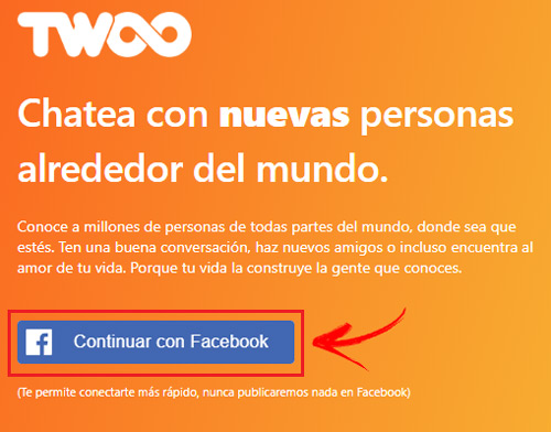 Acceso Twoo