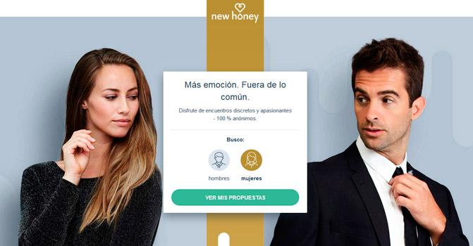 registro new honey